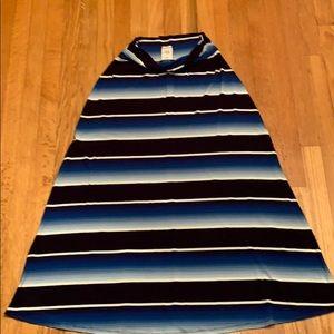 Merona Medium Maxi-skirt